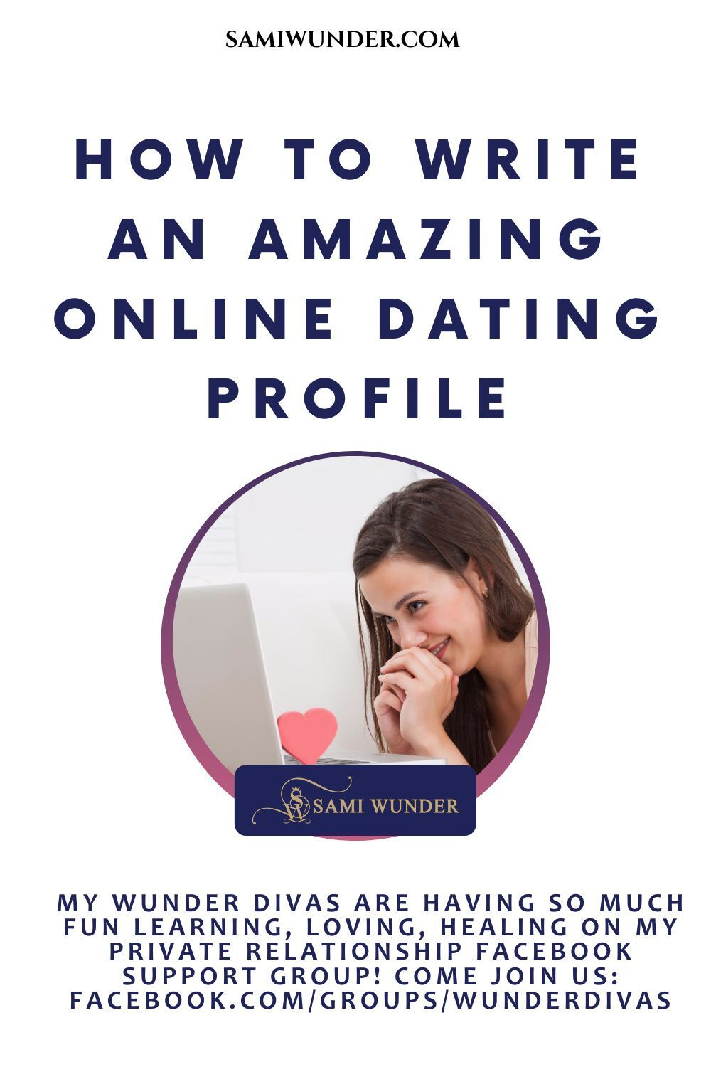 How To Write An Amazing Online Profile Online Profile Inspirational Speaker Online Dating Profile