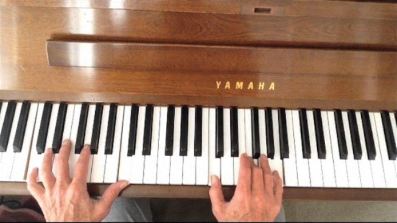 Blues piano how to play a shuffle glen rose piano