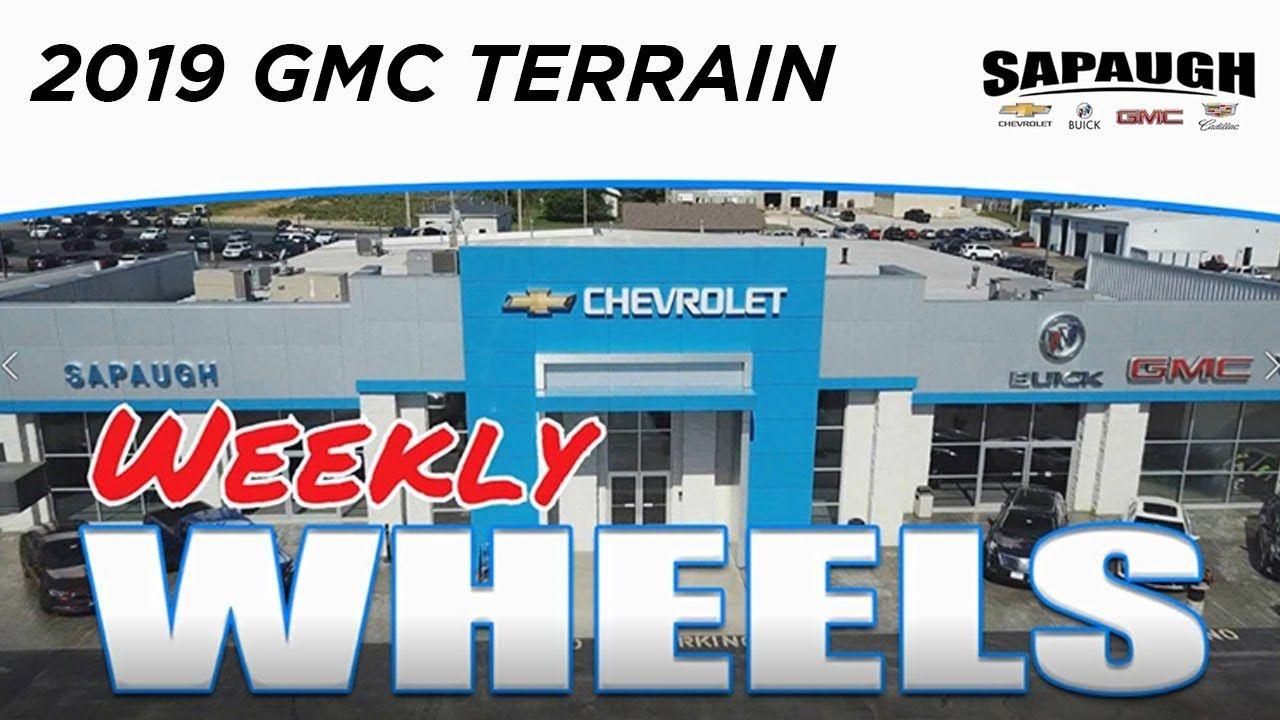 New 2019 Gmc Terrain For Sale Arnold Missouri Chevy Silverado