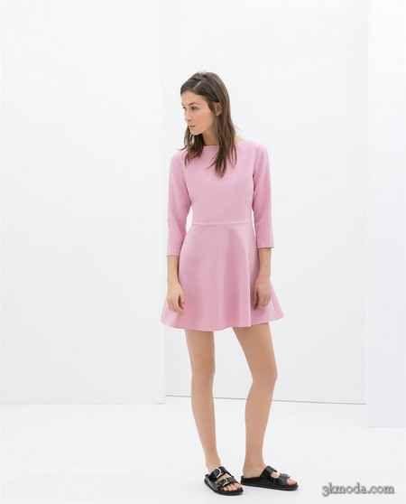 Nice Zara Bayan Elbise Modelleri 2014 The Dress Elbise Modelleri Elbise