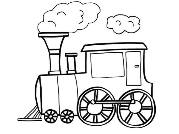 Coloriages les moyens de transport 12 coloriage pinterest coloriage coloriage enfant - Coloriage transport ...