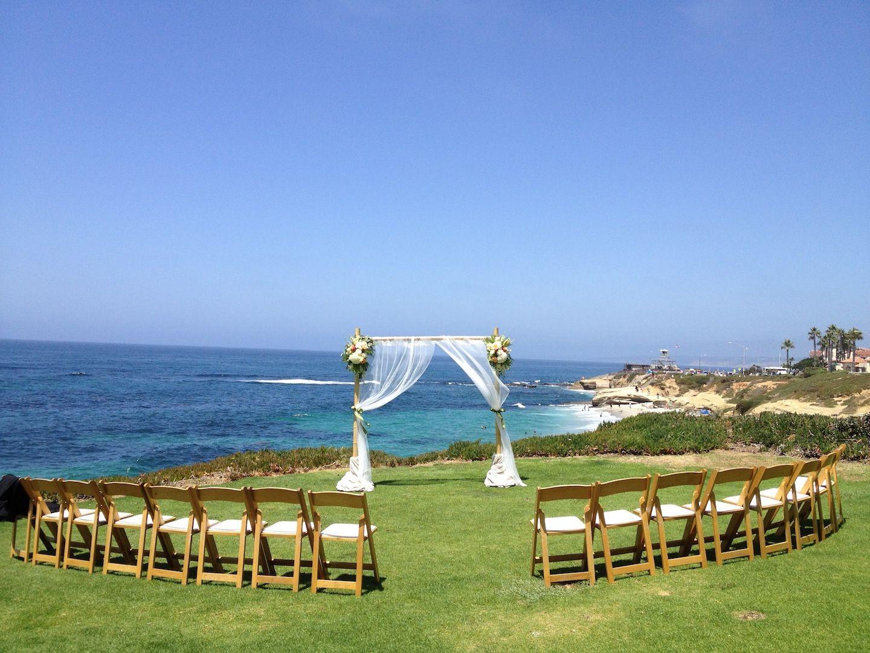 Wedding Bowl Cuvier Park La Jolla Ca