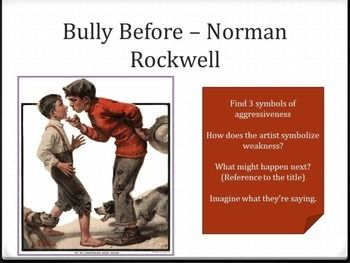 Bullying - Bully before / Bully after by N.Rockwell   EFL and Arts ...