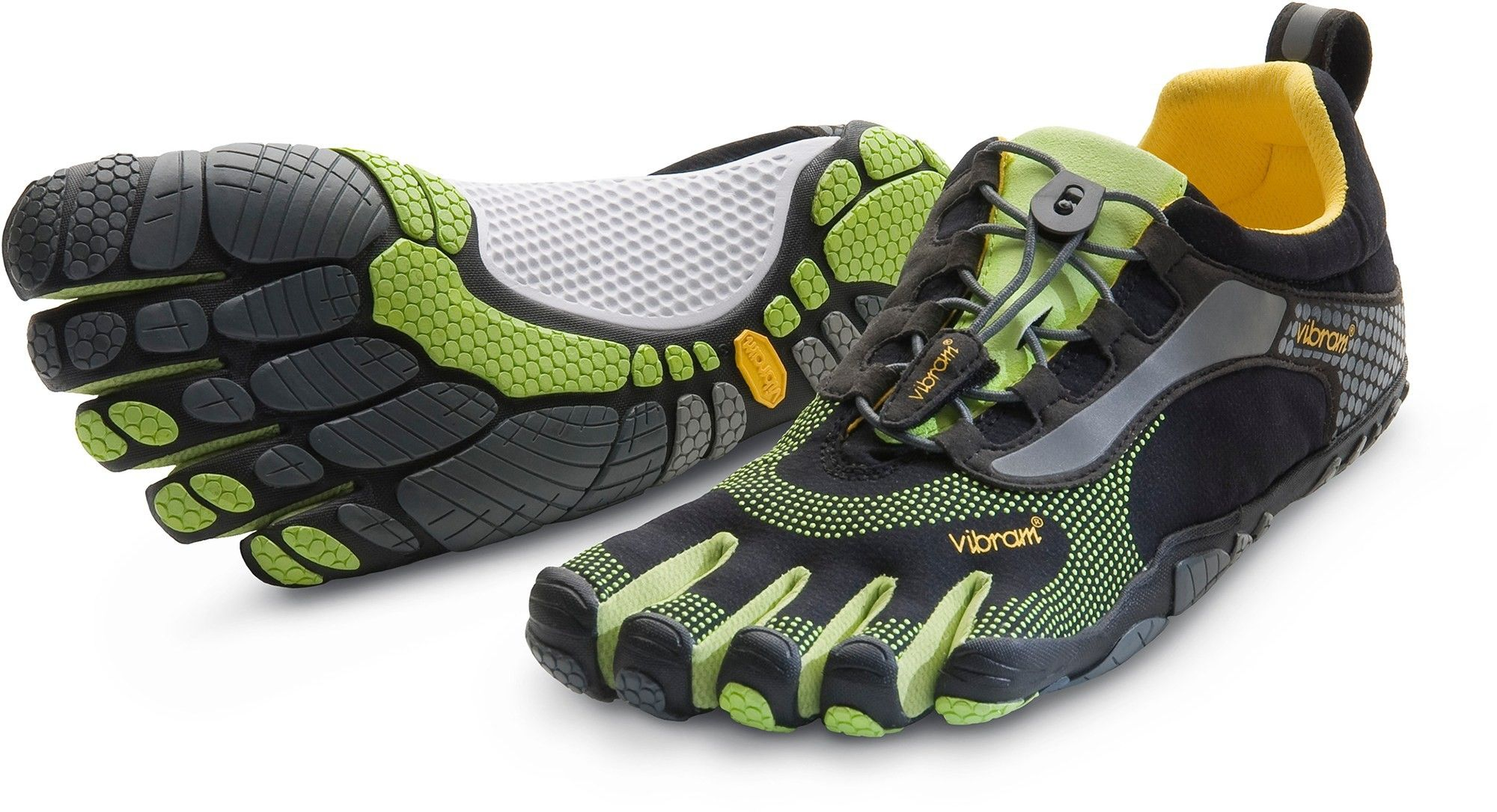 the best attitude d13bf 03db1 Vibram Five Fingers. They re shoes. With separate toes.
