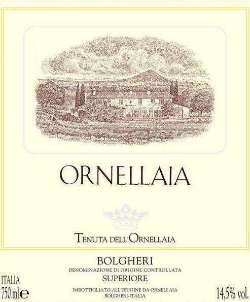 2011 Ornellaia Bolgheri Superiore   eBay