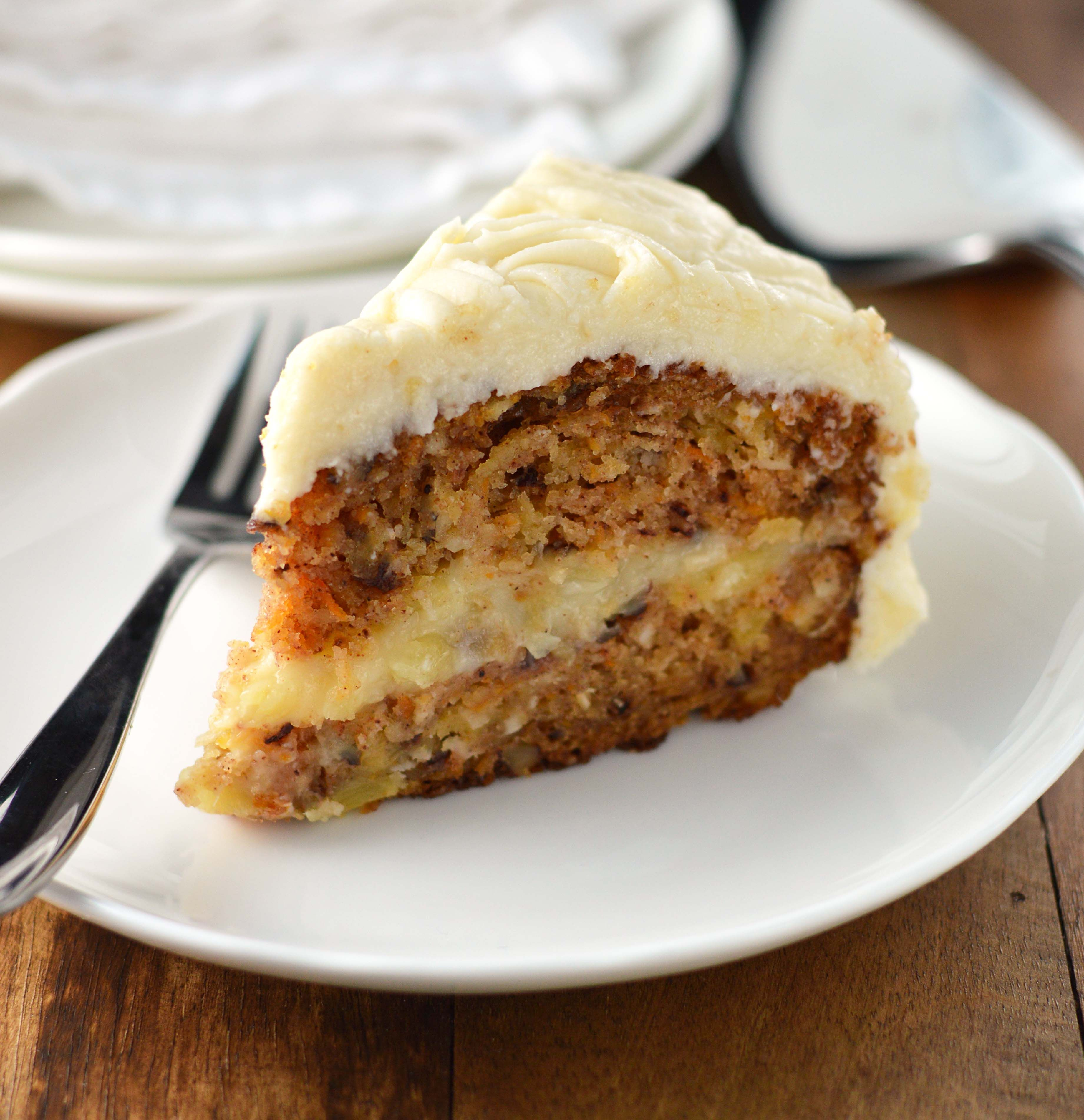 Carrot Cake With Creamy Pineapple Filling Friday Is Cake Night Recipe Cake Recipes Carrot Cake Recipe Best Carrot Cake