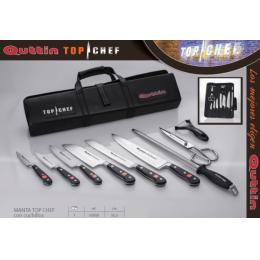 Manta de cuchillos serie exclusiva top chef fabricados - Manta para cuchillos ...