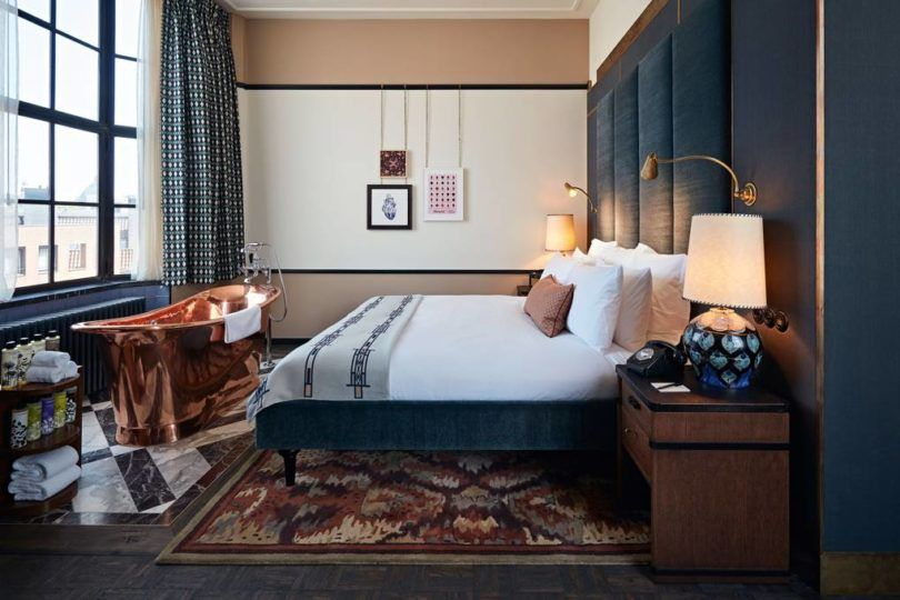 Soho House Amsterdam Is Latest Addition To A Hotel Chain Catering