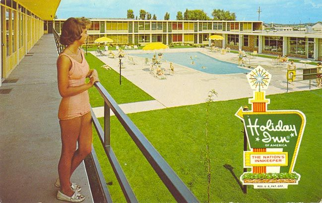 Joybubbles loved to stay at the holiday inn and use their - Holiday inn hotels with swimming pool ...