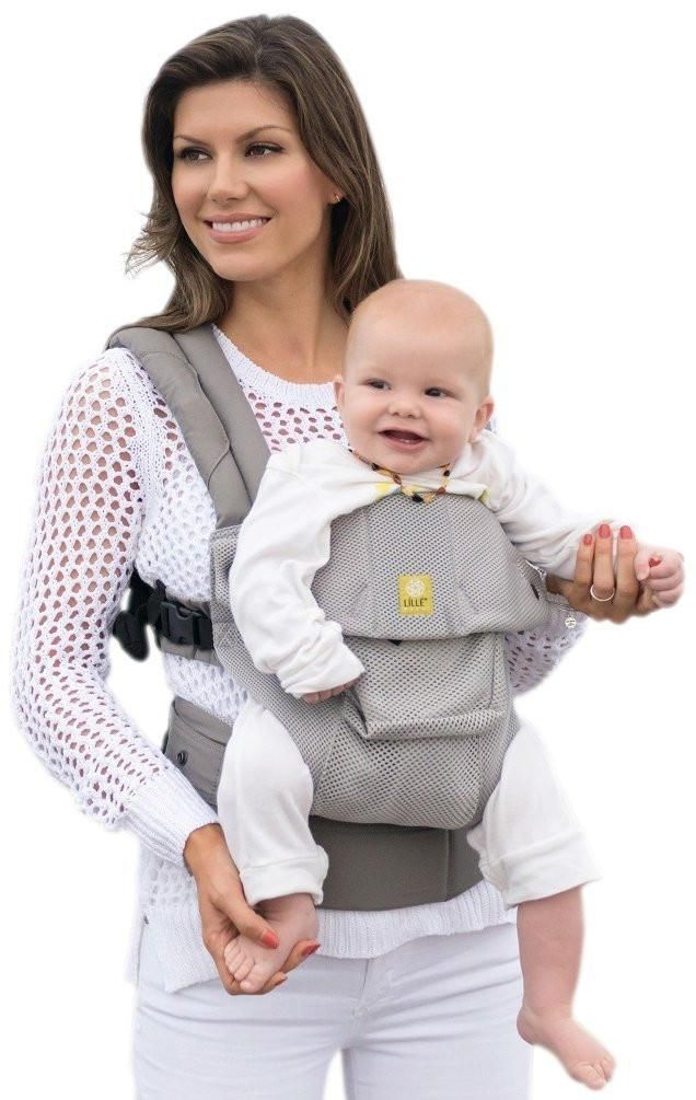 9c4d29bd1b5 LILLEBABY AIRFLOW BABY CARRIER
