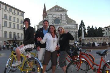 Florence Bike Tour With Tuscan Food Tasting Tuscan Recipes Bike