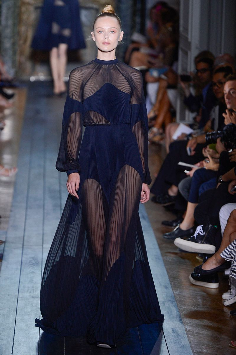 picture Show report: Valentino AW'12