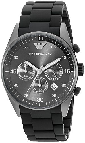 Auf WatchesEmporio Von Pin Tibor WatchesArmani Lantos Men's 3RALq54jc