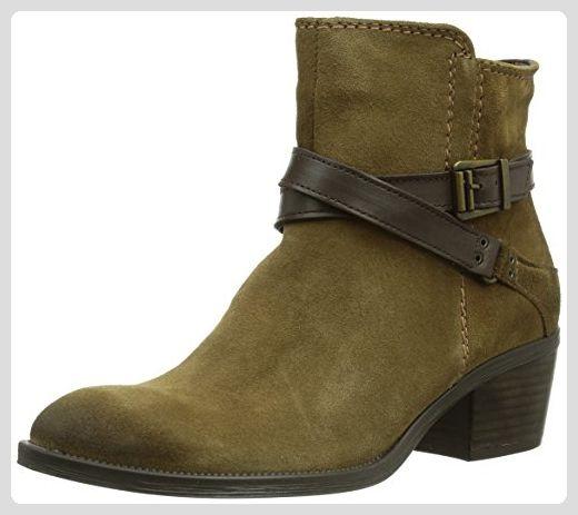 Tamaris 25010, Damen Biker Boots, Braun (MudEspresso 378