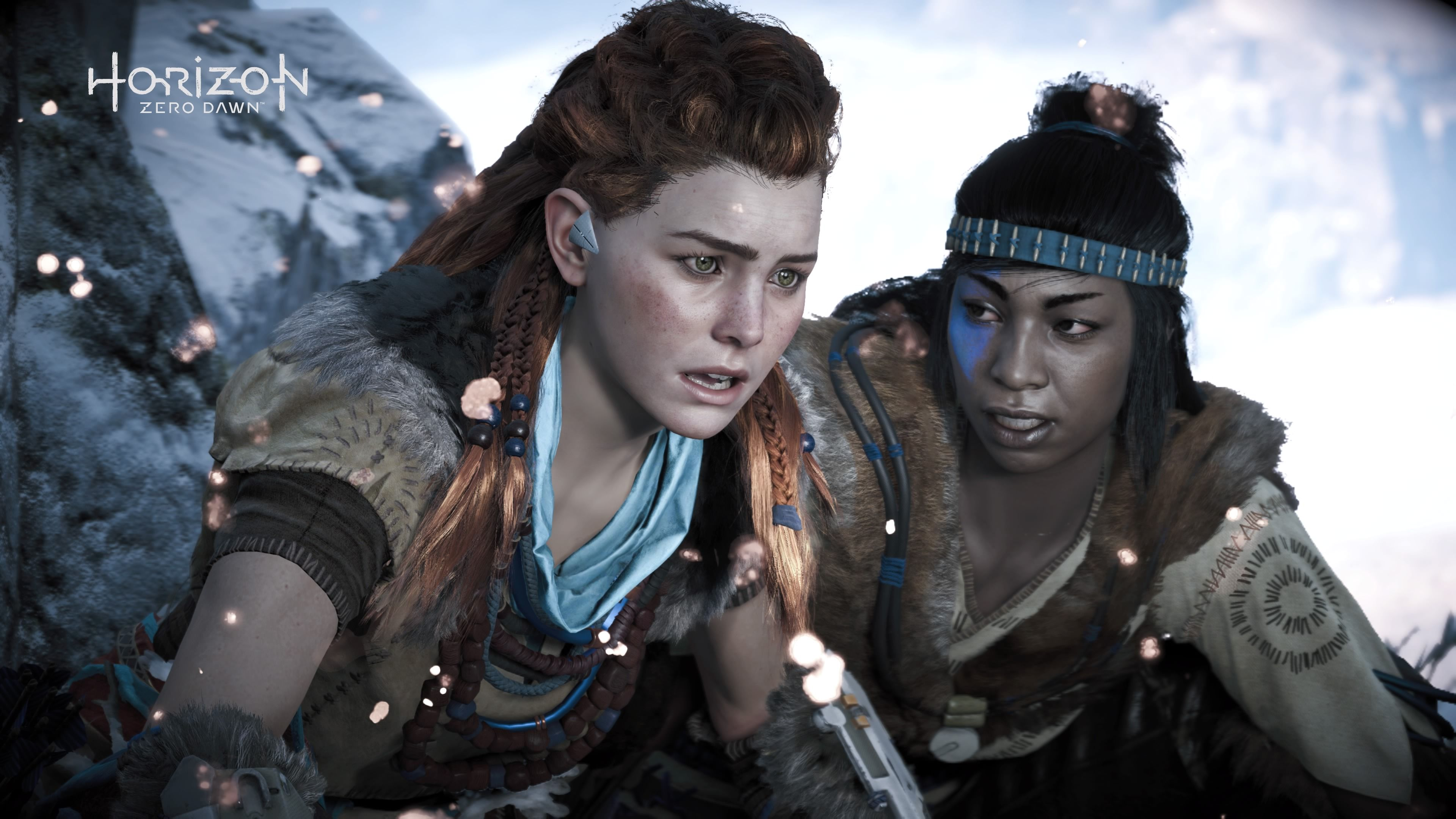Aloy and Varla, the Proving (With images) | Horizon zero dawn ...