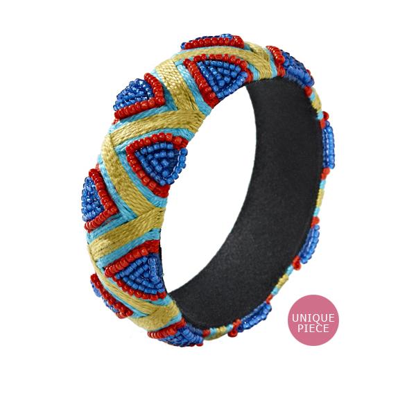 Eskpade - Africa embroidered bangles
