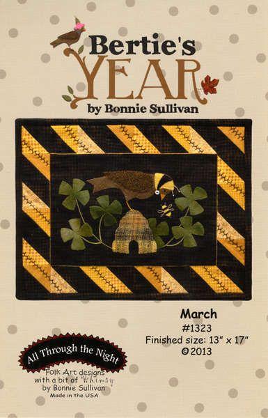 Bertie\'s Year - March By Sullivan, Bonnie | дикие птицы | Pinterest