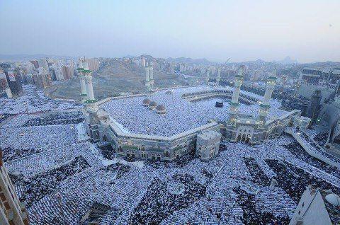أكـثـر مـن مـلـيونـي حــاج في الحرم المكي الشريف Masjid Al Haram City Masjid