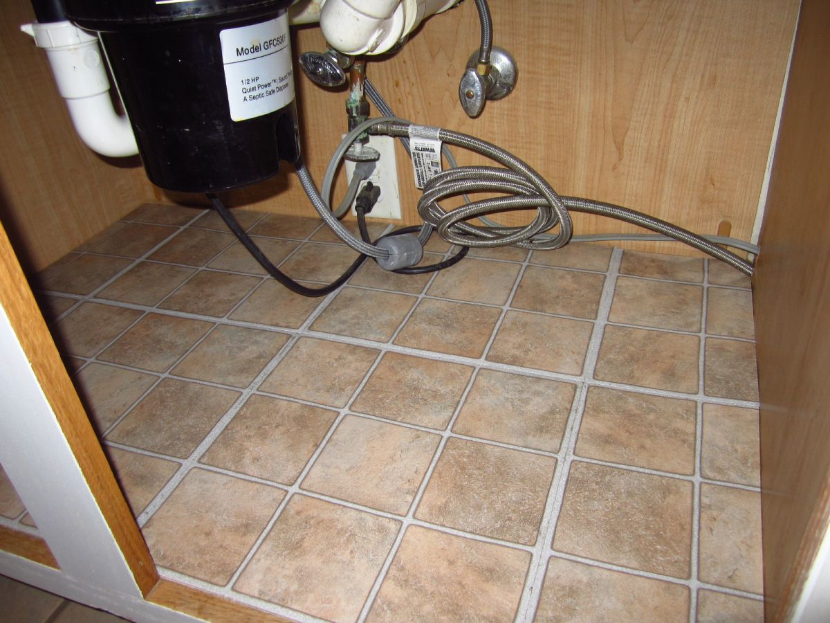 How To Fix A Warped Cabinet Floor Flooring Inside
