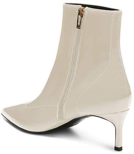 71c1952e860 Via Spiga Women s Baronne Pointed Toe Kitten Heel Booties  Baronne Pointed  Spiga