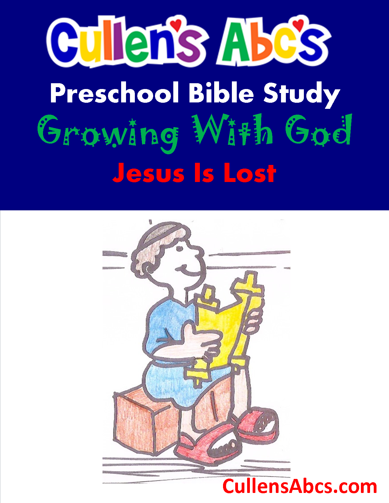 Cullen S Abc S Offers Preschool Bible Study Called