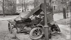 17th Aug - On this day: Bridget Driscoll becomes the first pedestrian to be killed by a motor vehicle in Britain 1896.  (Source: Castelli 2016 corporate diary/2016 diaries feature facts every day)