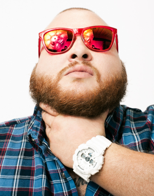 New Music Video Action Bronson Party Supplies Blue Chips