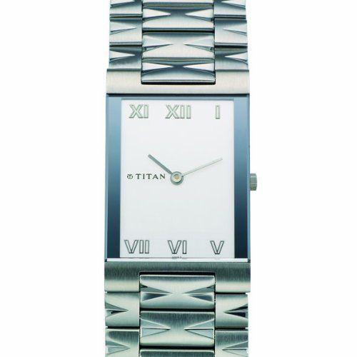 1d1dc39e443 Titan Men s 1296SM01 Edge Ultra Slim 3.5mm Thin Watch Titan.  304.00. Water-