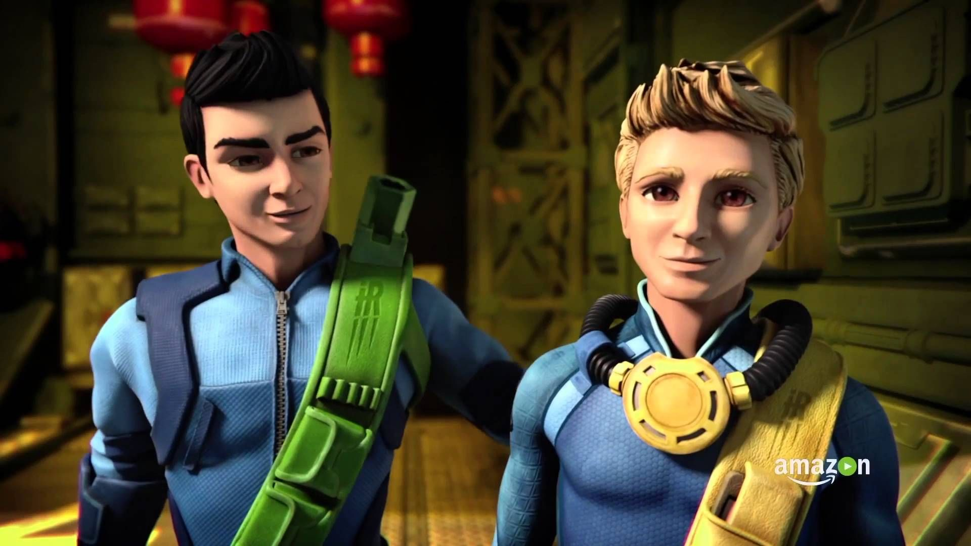 Irmg Thunderbirds Are Go Amazon Prime Launch Trailer With