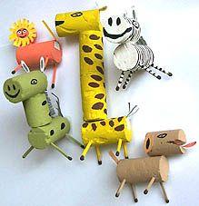 Animaux en bouchons enfant pinterest bouchons - Bouchons de liege bricolage ...