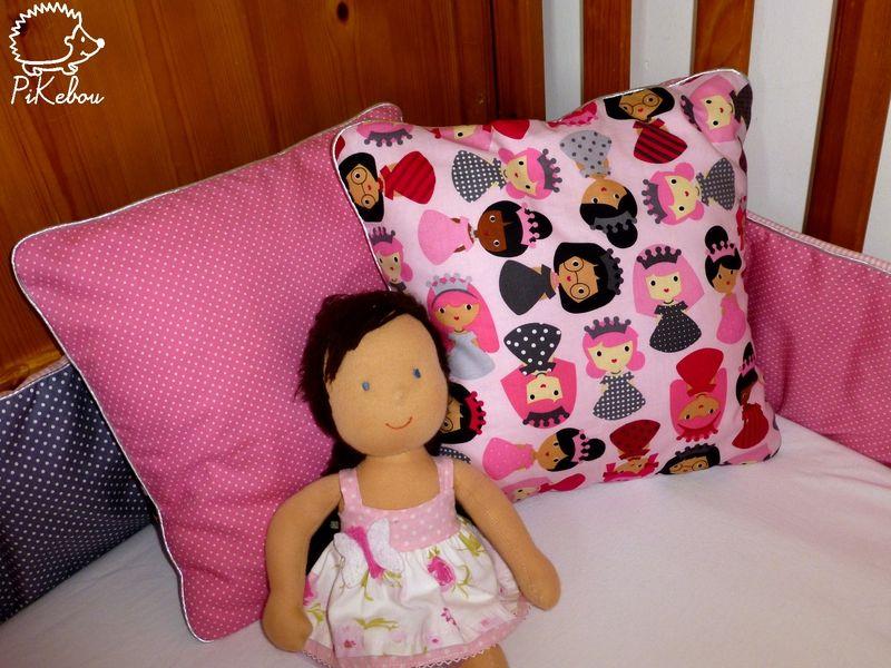 bienvenue camille pikebou tour de lit bb lit ikea. Black Bedroom Furniture Sets. Home Design Ideas