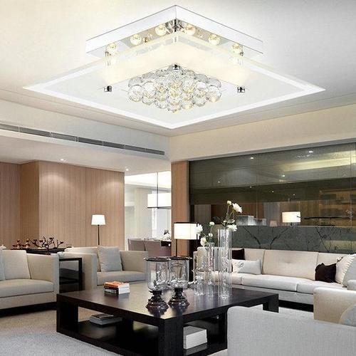 L mparas de techo para salas aqu te dejo con diferentes for Salas clasicas modernas