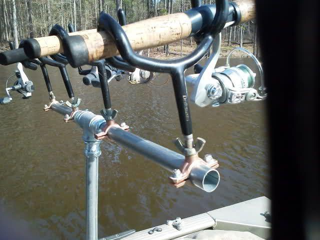 Homemade Pvc Rod Holders For Boat 63 Off Newriversidehotel Com