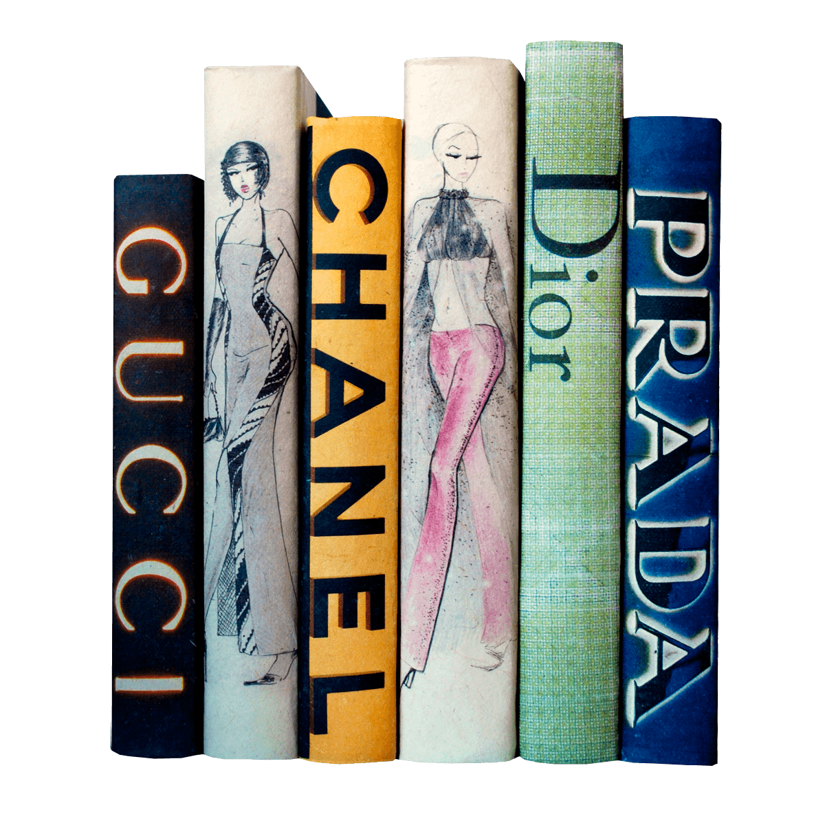 Haute Couture I Hand Bound Decorative Books Book Decor Fashion Books Wallpaper Backgrounds [ 1200 x 1200 Pixel ]