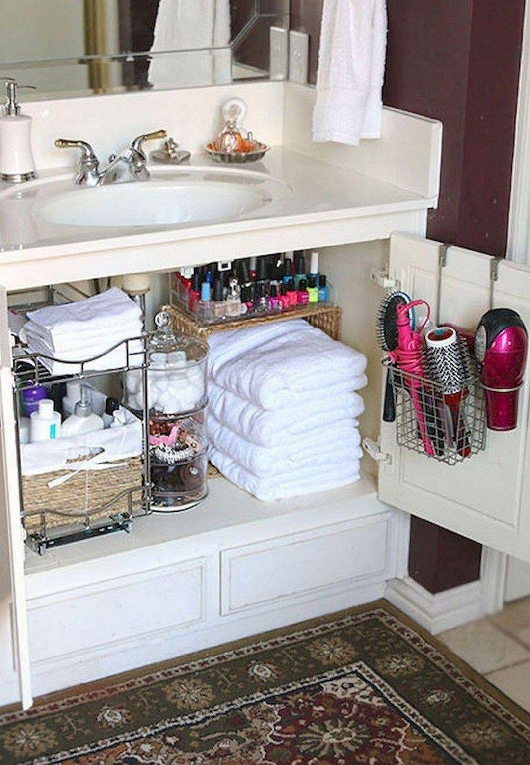 35 Bathroom Functional Organization Ideas Simple Bathroom
