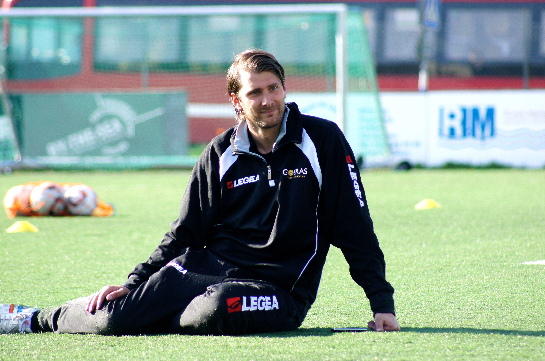 Peter Björklund - Målvaktsinstruktör. Goeras Football Education