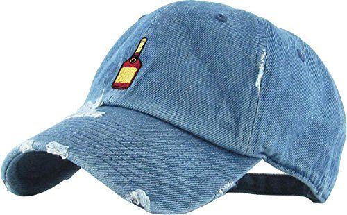 d9676fe93fc  13.99 KBETHOS Henny Bottle Dad Hat Baseball Cap Polo Style Unconstructed