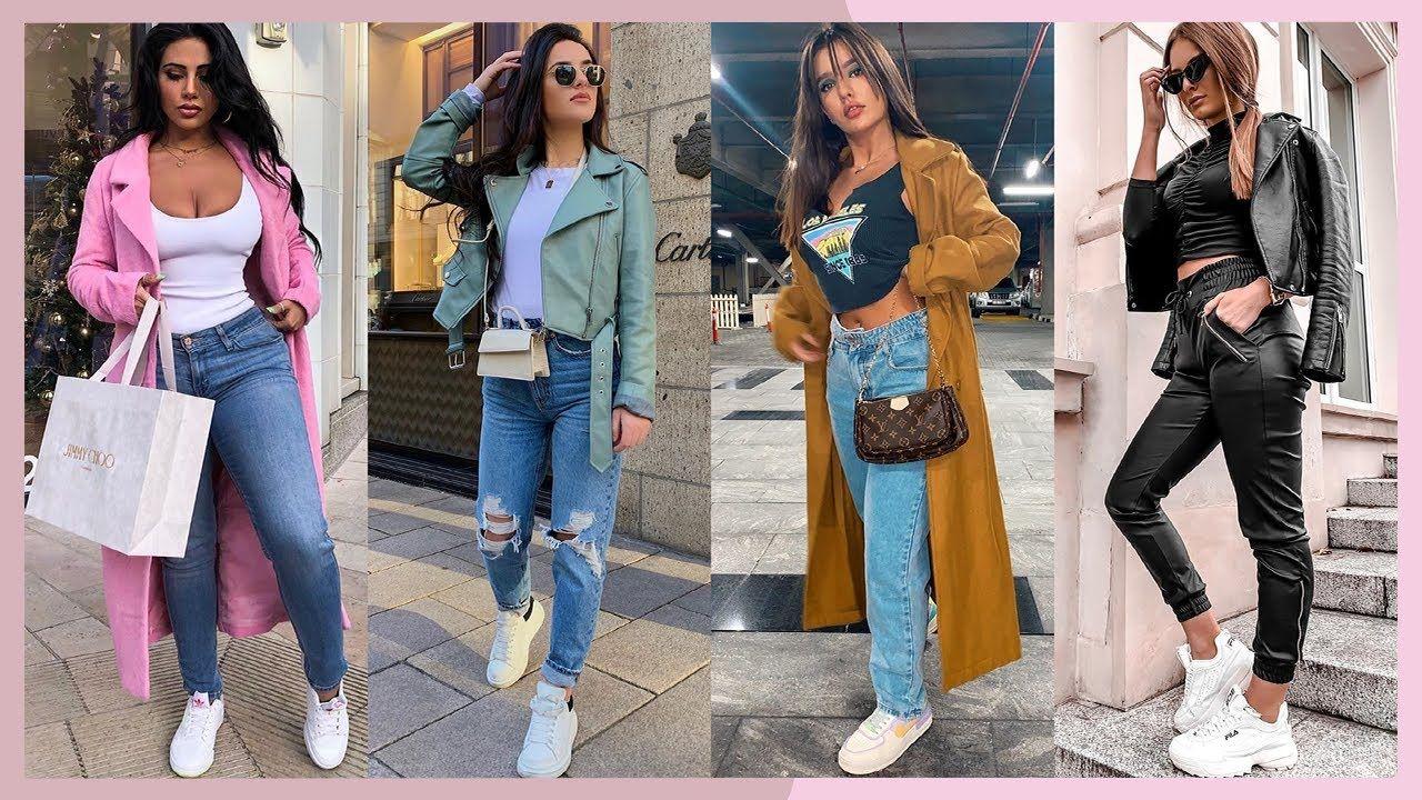 Casual Outfits 2020 2021 Moda Otono Invierno Mujer Juvenil Casuales Te Moda Otono Invierno Moda Moda Otono