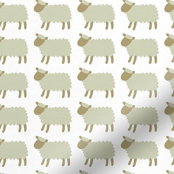 Animal Farm Dolly Blackout Roller Blind