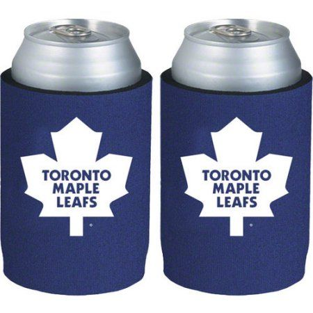 NHL - Toronto Maple Leafs Can Koozie 2-Pack, Blue
