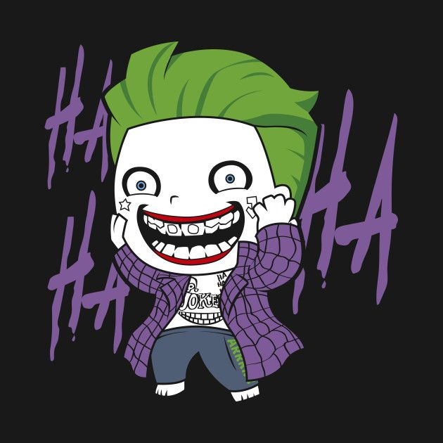 Check out this awesome 'Joker+HA+HA+HA%21+Suicide+Squad ...