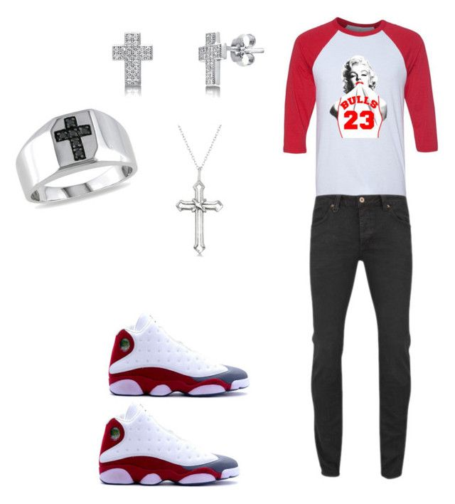 """2 on"" by princessalsina1d ❤ liked on Polyvore featuring Neuw, BERRICLE, Ice and Allurez"