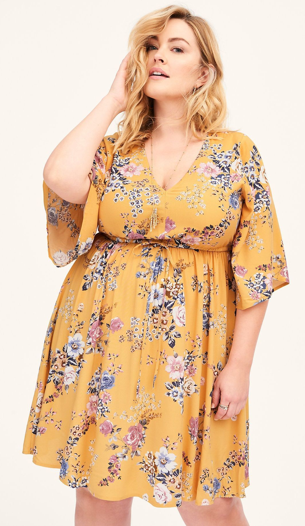 Plus Size Summer Dress | Dresses, Plus size summer dresses ...