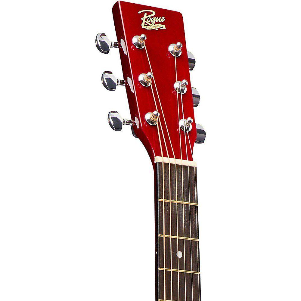 Rogue Ra 090 Concert Cutaway Acoustic Electric Guitar Walmart Com In 2020