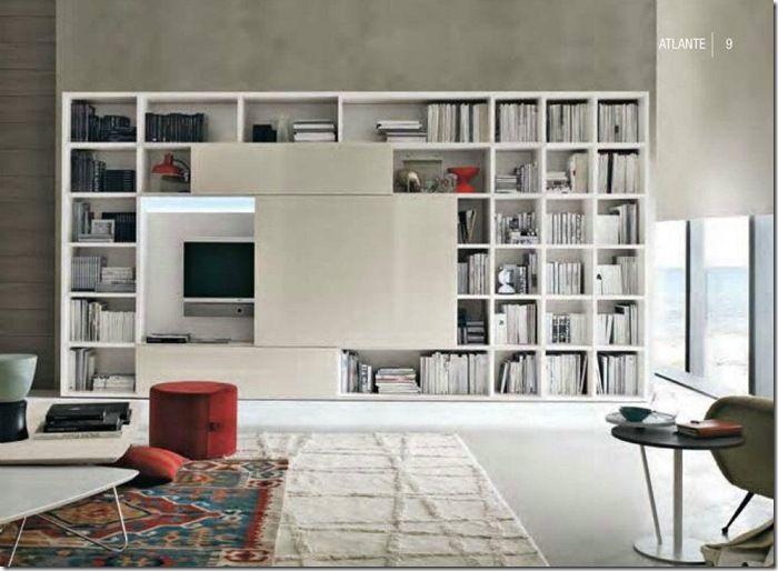 Hiding Tv In Living Room Design Solutions Long Narrow Sliding Panel To Hide Architektura W Domu