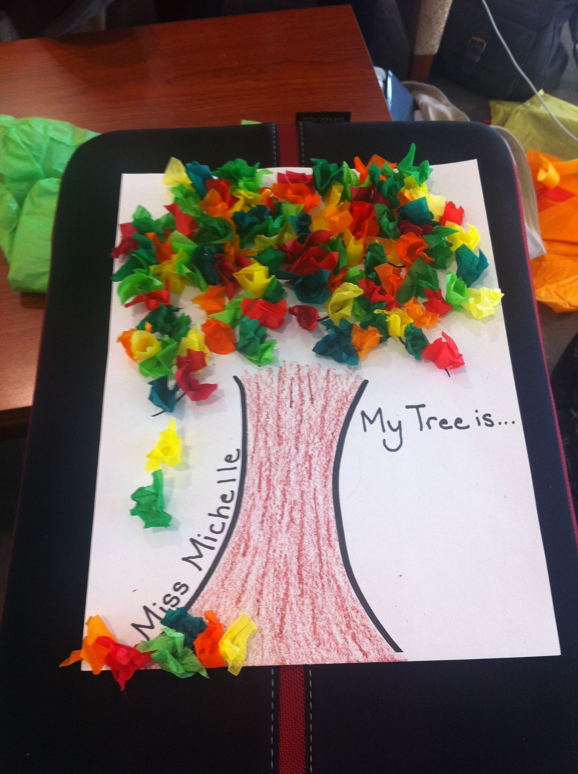 Kids Art Project Twist Pencil Eraser Tissue Paper