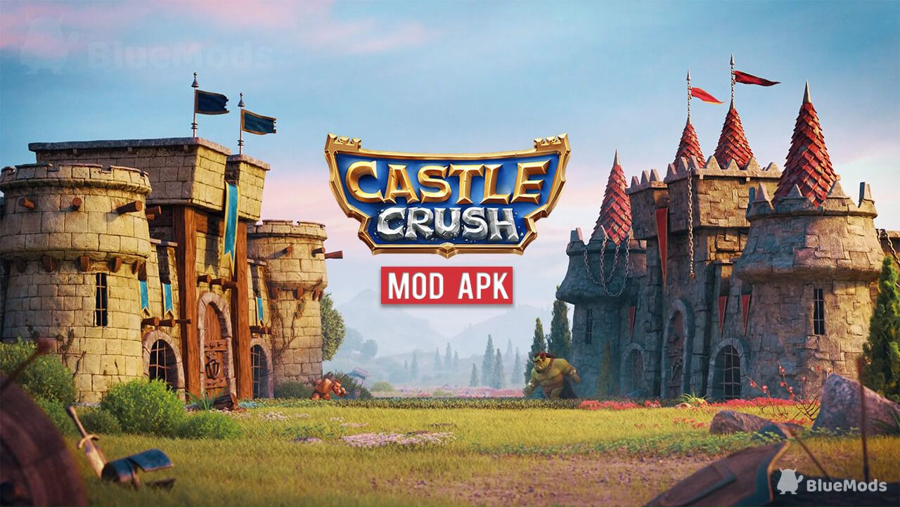 Castle Crush Mod Apk Unlimited Everything Gems Mana Gold In