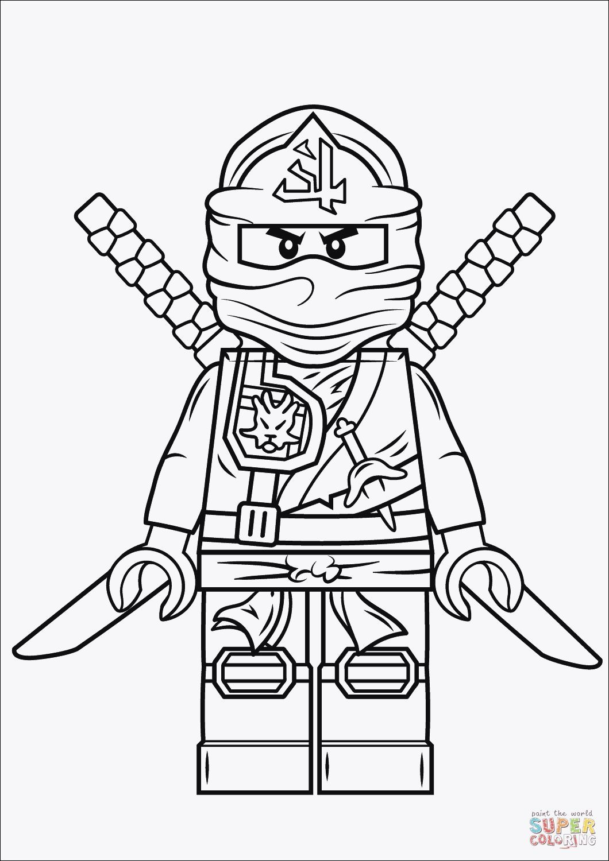 Ninjago Malvorlage