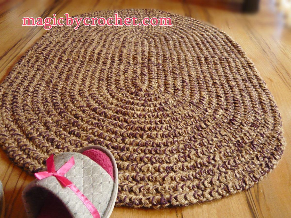 Colore personalizzato naturale, rustico tappeto, tappeto