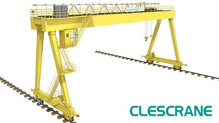 Engineering Gantry Crane Design Good Price Sales1 Clescrane Com Gantry Crane Crane Design Crane